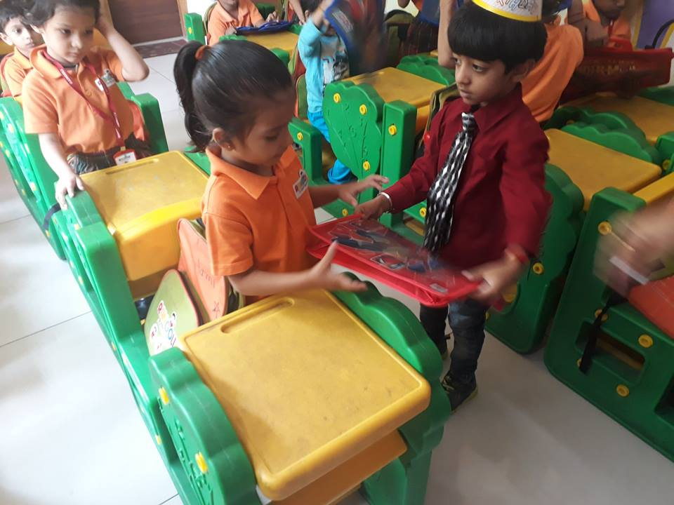 Best Preschool in Ahmedabad