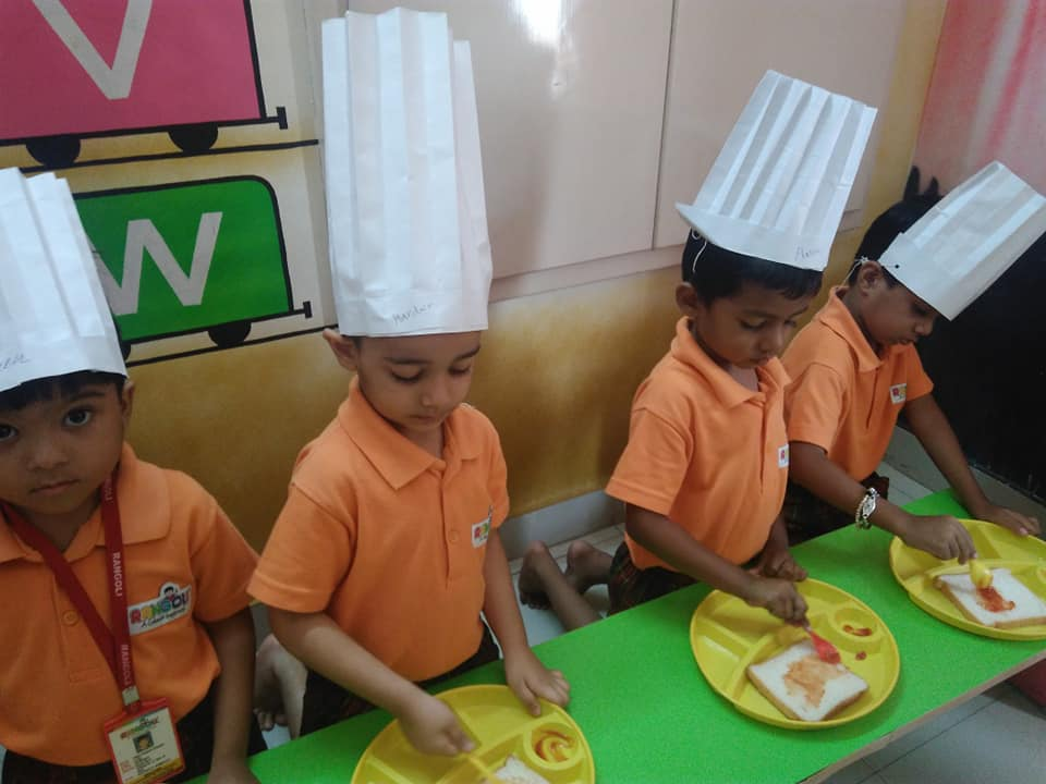 Best Preschool in Bhuj
