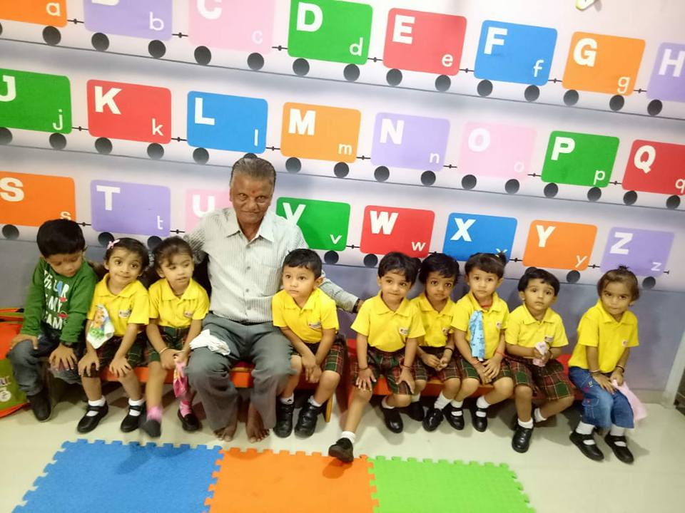 Best Preschool in Gandhinagar