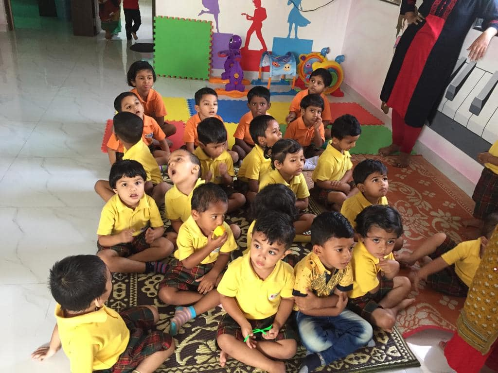 Best Preschool in Pune
