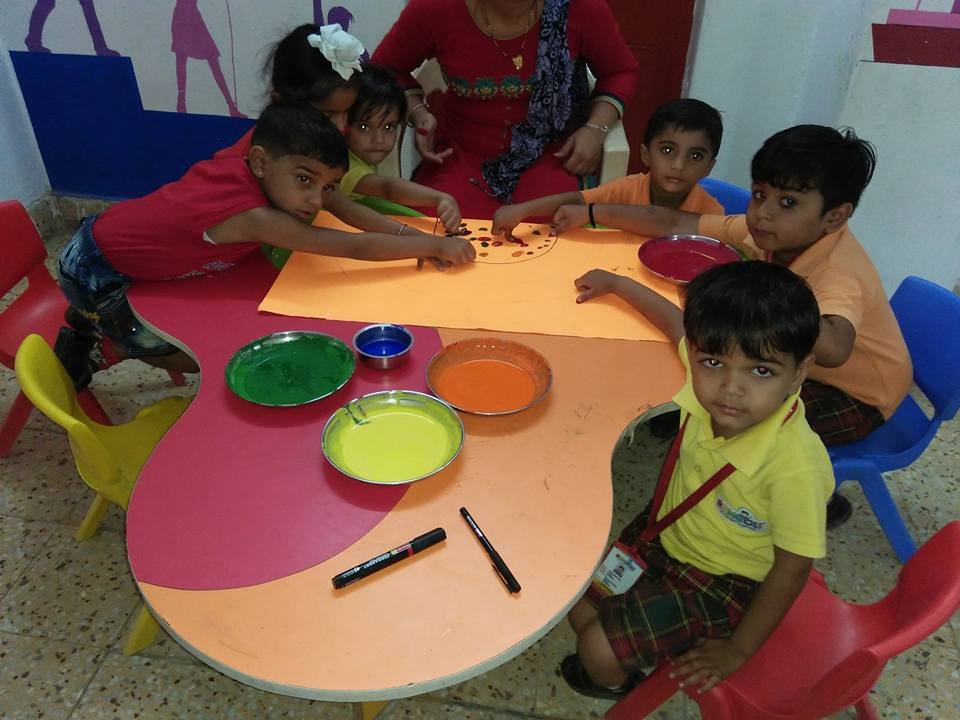 Best Preschool in Siddhpur Patan