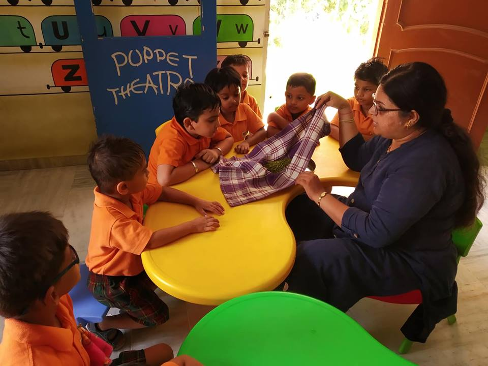 Day Care School in Baroda