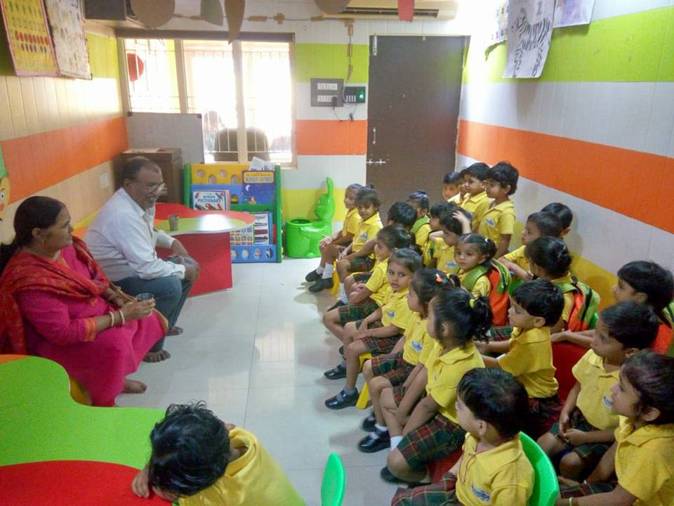 Day Care School in Gandhinagar