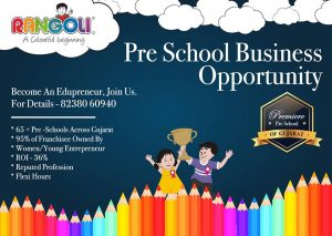 Most Profitable Play Schools Franchise in India