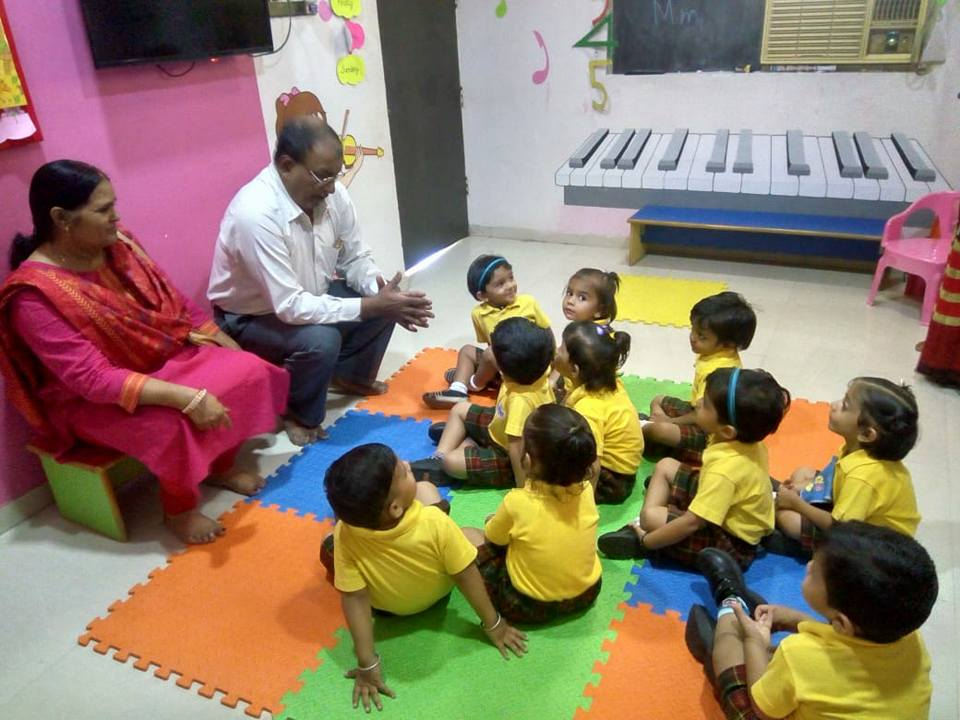 Nursery in Gandhinagar