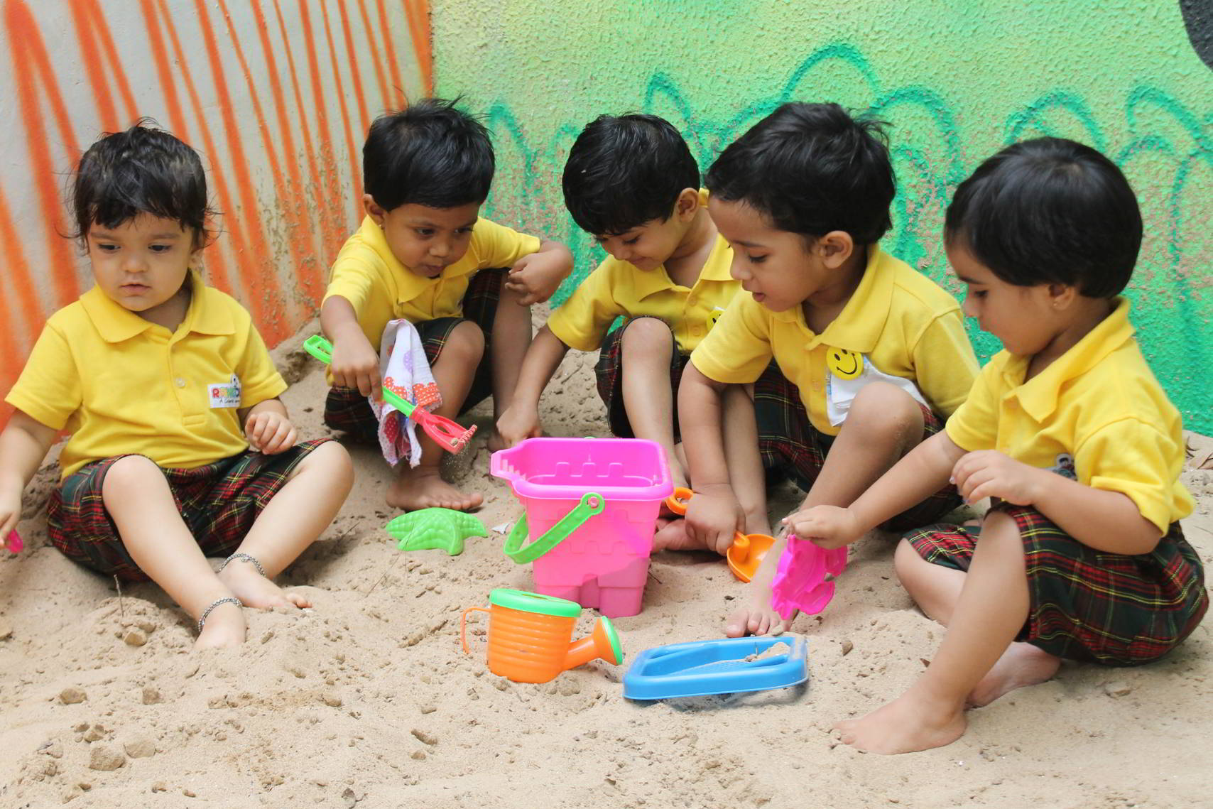pre school franchise in india