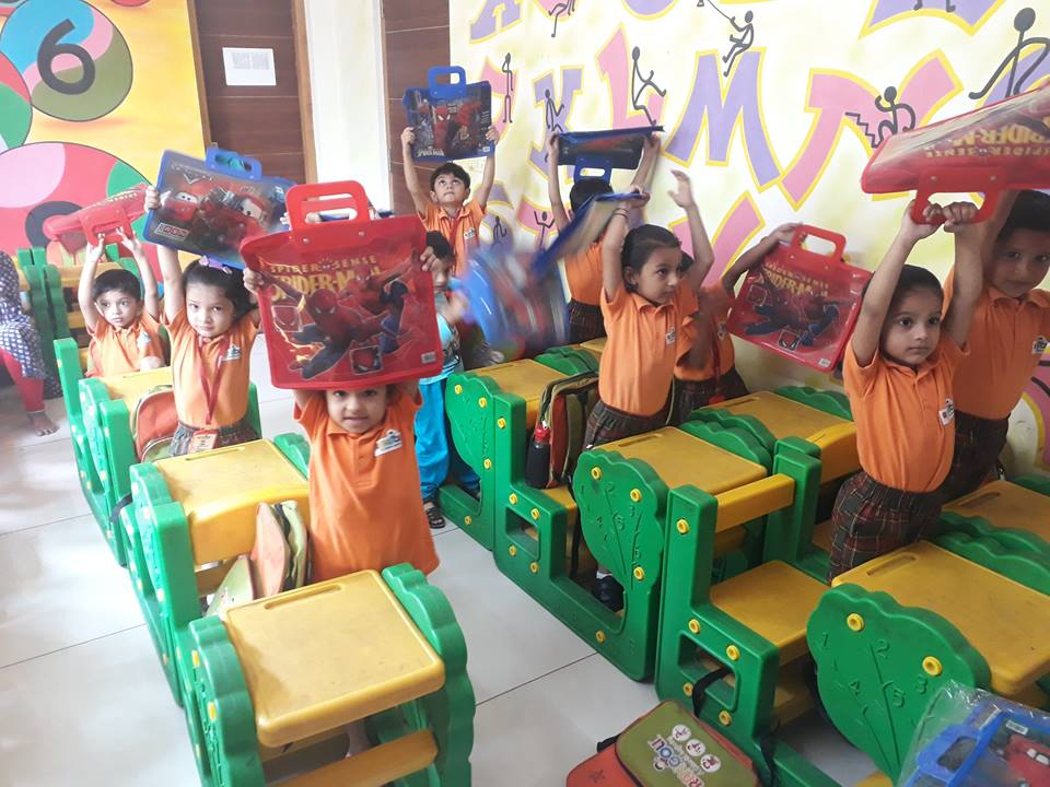 Play School in Ahmedabad Gujarat