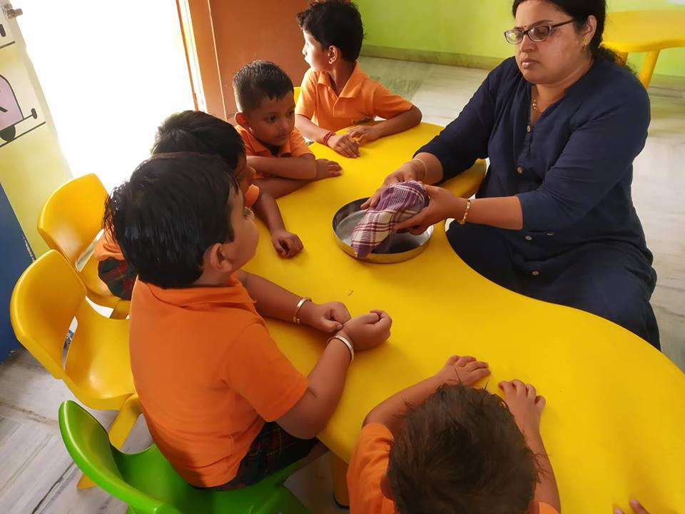 Play School in Baroda