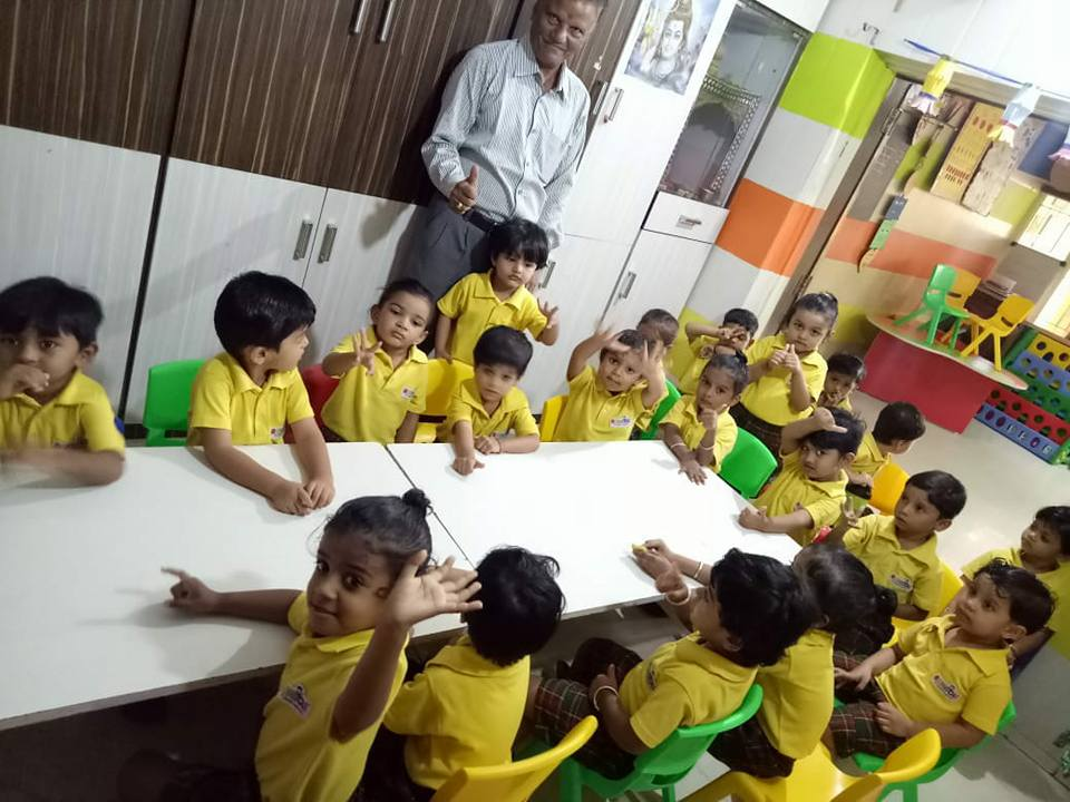 Play School in Gandhinagar Gujarat