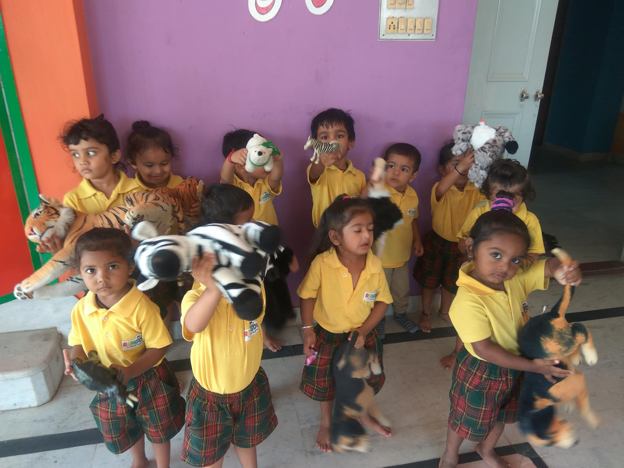 Play School in Mehsana