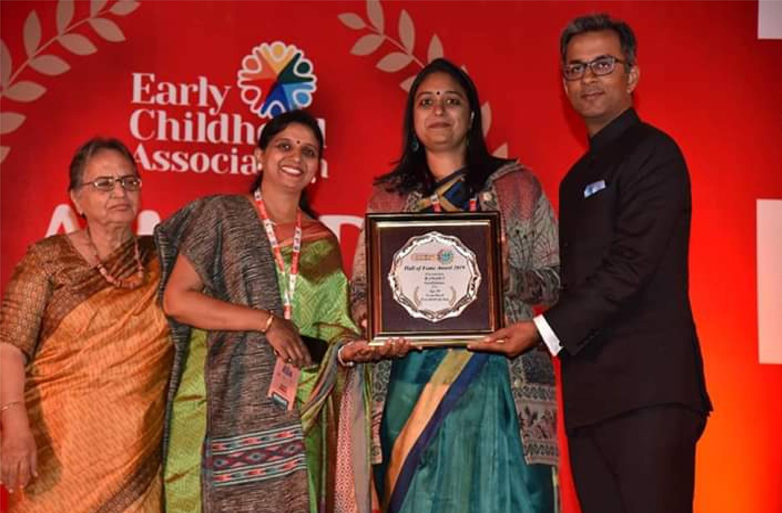RANGOLI AWARD RECEVINGS