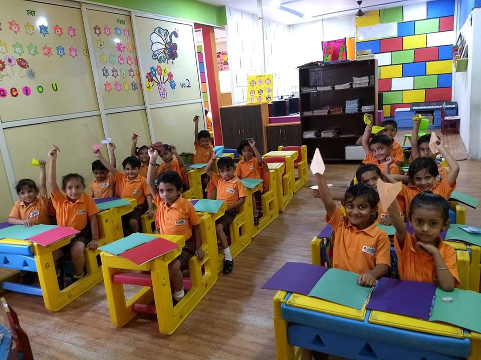 best pre school in rajkot
