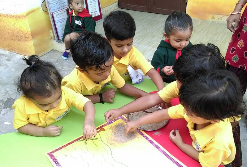 best pre school in surat